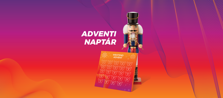 Keresd a kuponokat az Adventi naptárunkban