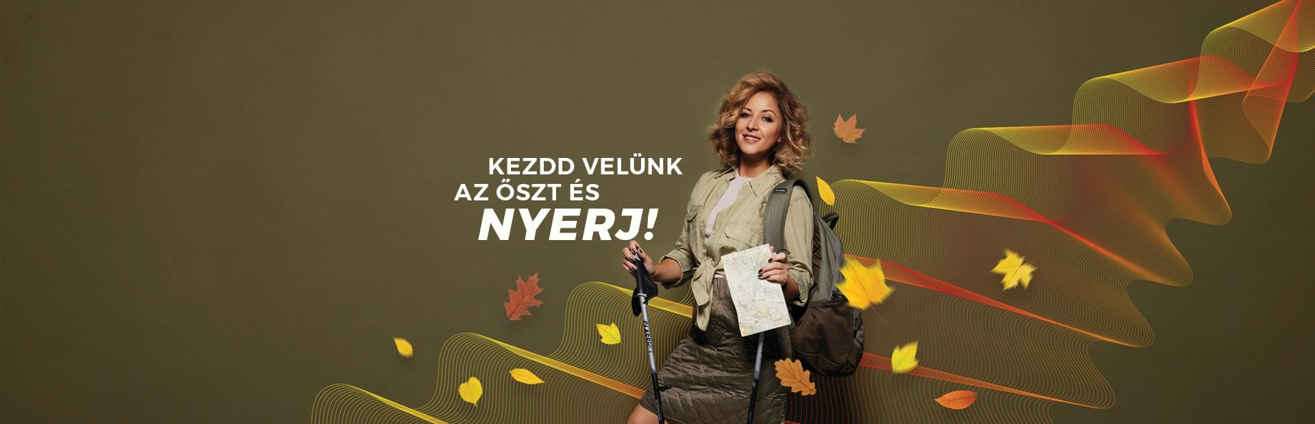 Kezdd velünk az őszt!