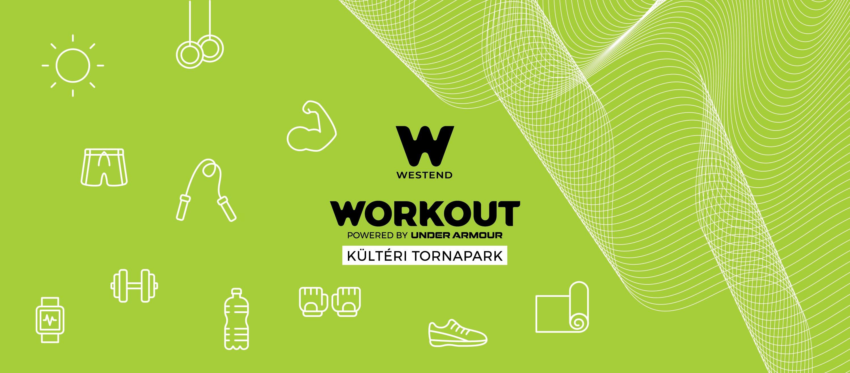 Street workout a város felett – megnyílt a Westend edzőparkja