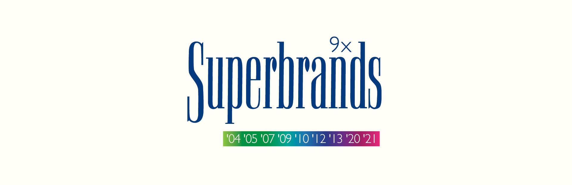 9. alkalommal nyert Superbrands díjat a Westend