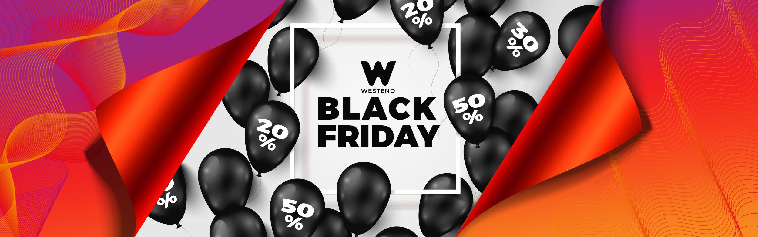 Black Friday akciók a Westendben!