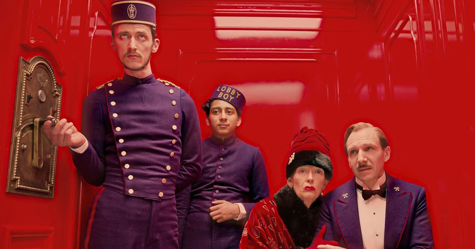 A Grand Budapest Hotel a Westend Drive-in Cinemaban