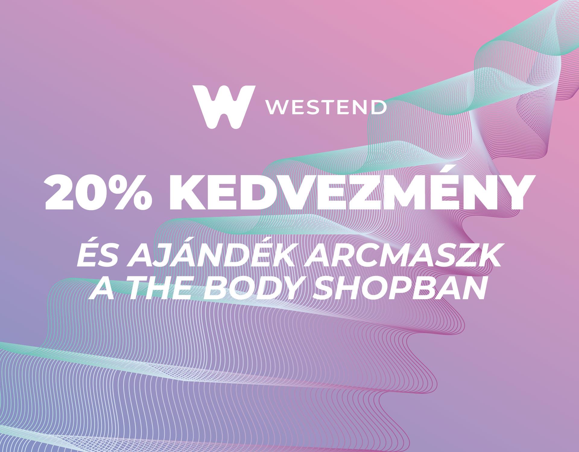 Március 26. - The Body Shop kupon