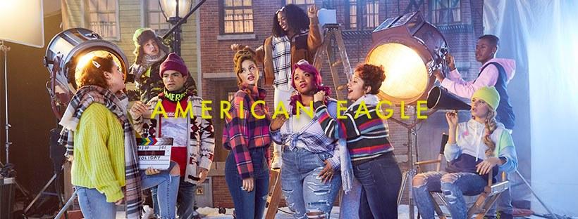 American Eagle először Európában