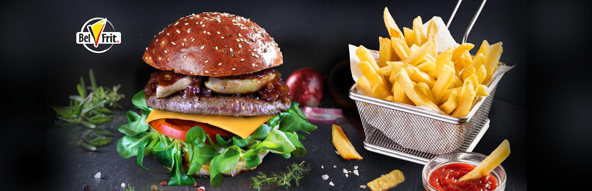 Új Prémium Belfrit Burgerek!