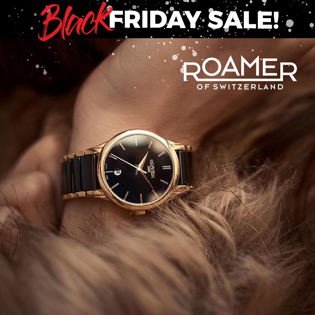 Egész hétvégén Black Friday az It's Time Shopban!